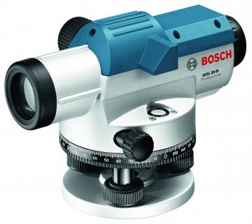 Optický nivelační přístroj BOSCH GOL 26 D Professional 0601068000