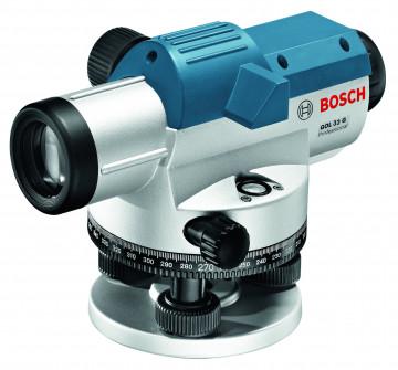 Optický nivelační přístroj BOSCH GOL 32 G Professional 0601068501