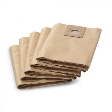 Karcher papírové filtrační sáčky 5 ks