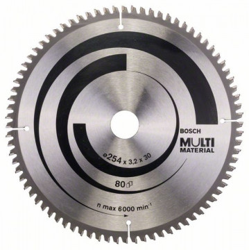 Bosch Pílový kotúč Multi Material 2608640450