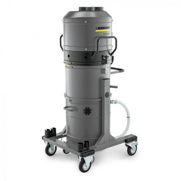 Průmyslový vysavač pro vysávání kapalin a špon KARCHER IVR-L 100/30