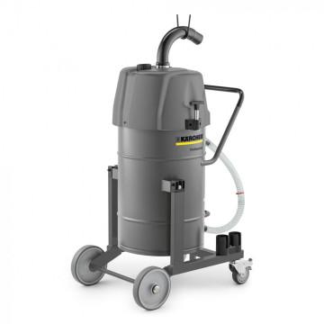 Průmyslový vysavač pro vysávání kapalin a špon KARCHER IVR-L 65/12-1 Tc