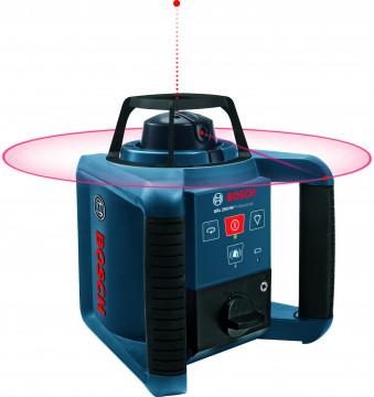 Rotačný laser Bosch GRL 250 HV 0601061600
