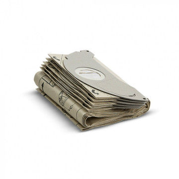 KARCHER Papírové filtrační sáčky (5 ks + 1…