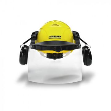 Karcher Sada ochranné helmy s chrániči sluchu a…