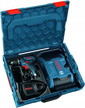 Rádio Bosch GPB 12V-10 + GSR 12V-15 0601429204