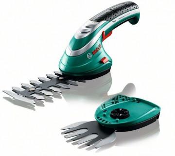 Akumulátorové nůžky na trávu a keře BOSCH Isio 3 0600833102