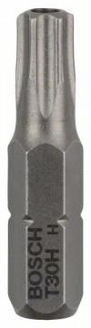 Bosch Šroubovací bit T30H Security Torx® zvlášť tvrdý Extra-Hart T30H, 25 mm