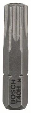 Bosch Šroubovací bit T40H Security Torx® zvlášť tvrdý Extra-Hart T40H, 25 mm