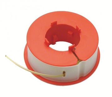 Příslušenství pro strunové sekačky na trávu BOSCH Náhradní cívka Pro-Tap + struna F016800175