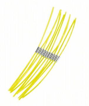Příslušenství pro strunové sekačky na trávu BOSCH Extra silná struna 23 cm F016800174