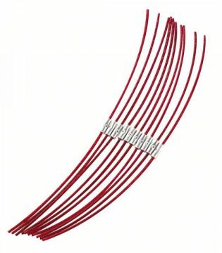 Příslušenství pro strunové sekačky na trávu BOSCH Extra silná struna 26 cm F016800181