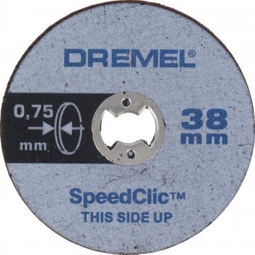SpeedClic - řezný kotouček extra tenký DREMEL…