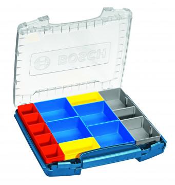 Zásobník a 12ks pořadačů BOSCH i-Boxx 53 set 12 PROFESSIONAL 1600A001S7