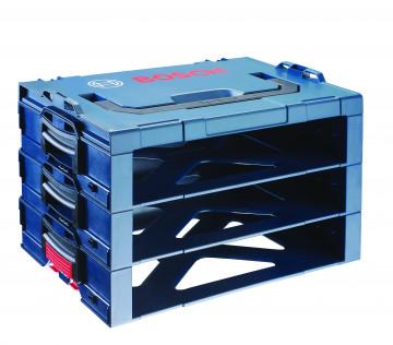 Regál i-Boxx 3dílný BOSCH i-Boxx shelf 3 pcs PROFESSIONAL 1600A001SF