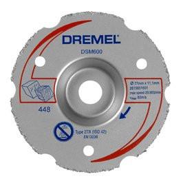 77mm víceúčelový kotouč - zapichovací řezy DREMEL…
