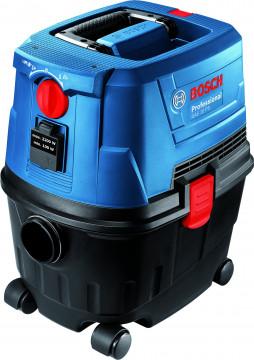 Vysavač na mokré/suché vysávání Bosch GAS 15 PS…