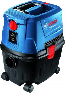 Vysávač na mokré/suché vysávanie Bosch GAS 15…