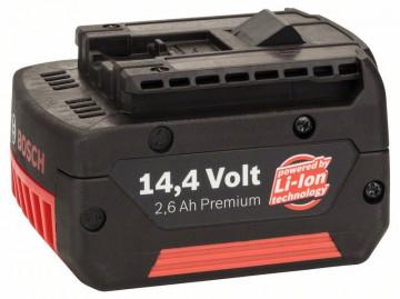 Zásuvný akumulátor GBA 14,4V 2,0Ah M-B; SD, 2,0…